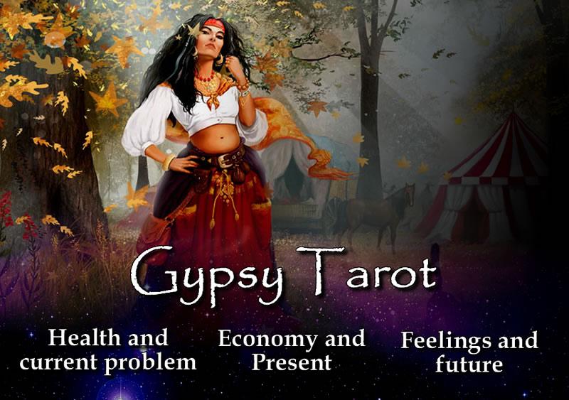 Free Gypsy Tarot