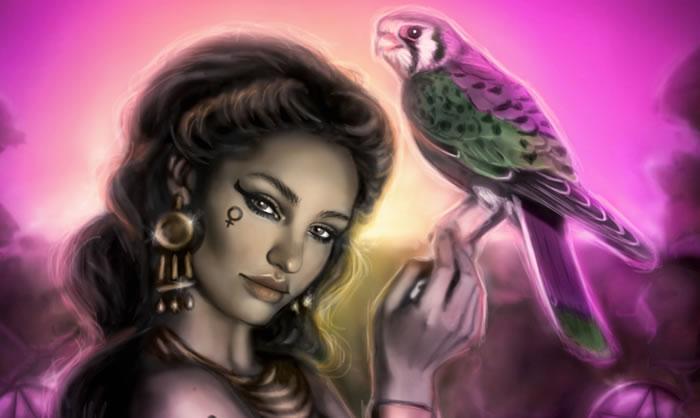 Tarot Nine of Pentacles